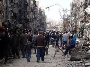 BM: Bir Aydır Yermuk Kampına Yardım Dağıtılamıyor