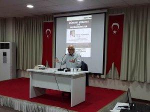 """Kocaeli'de """"Küresel Vesayet ve Müslümanlar"""" Konferansı"""