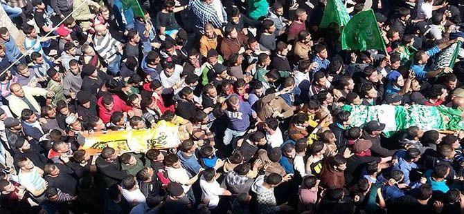 Şehit Aileleri Abbas Yönetiminin Taziyesini Reddetti