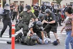 ABD'de Ölümlerin Artışında Polis Şiddeti