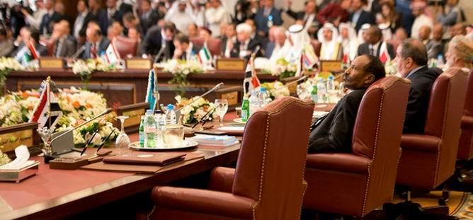 Arap Birliği'nde Zorlu Zirve