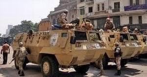 Mısır Ordusu Zulme Devam Ediyor