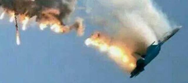 Suriye'den Misilleme: Türkiye F-16'sı Taciz Edildi!