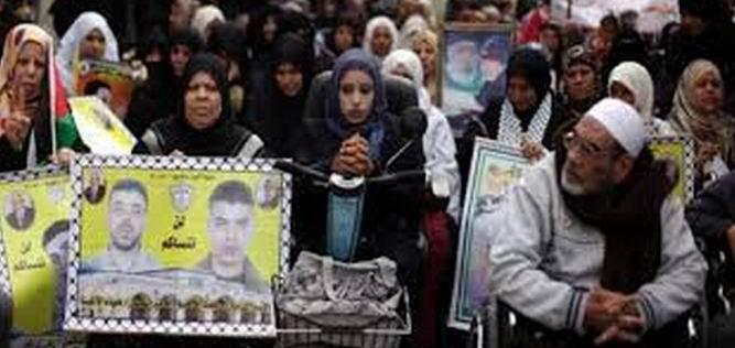 Filistinli Tutuklulara İki Yıl Sonra Görüş İzni