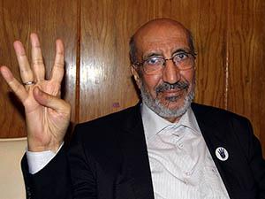 """""""Kardeş Mısır Halkının Yanındayız!"""""""