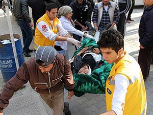 Esed Güçlerinden Keseb'e Yoğun Saldırı