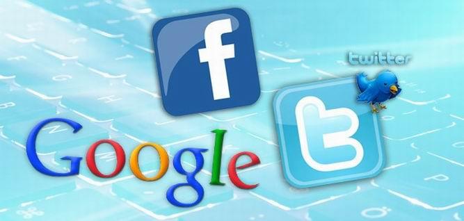 Fransa'da Google, Twitter ve Facebook'a Dava Açıldı