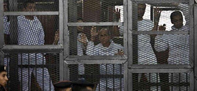 Cuntanın İdamsever Hakimi Mübarek'in Hakimi Çıktı