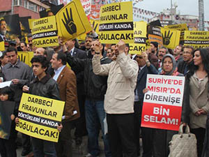 İdam Cezaları Zonguldak'ta da Lanetlendi!