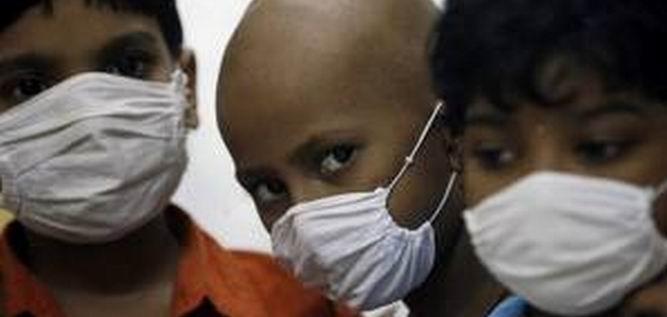 Suriye'de Salgın Hastalıklar Artıyor