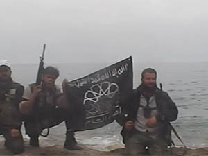 Muhalifler Samra'yı Ele Geçirerek Akdeniz'e Ulaştı