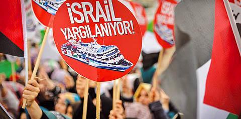 Mavi Marmara İsrail'e Strateji Değiştirtti