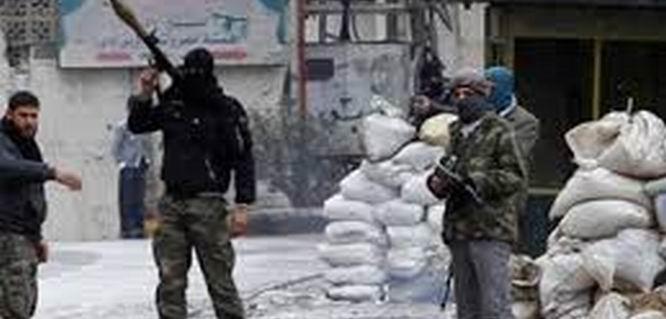 Muhaliflerden Suriye Ordusuna Bir Darbe Daha