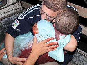 Suriye'ye ve Mısır'a Kör Vicdansız Dünya