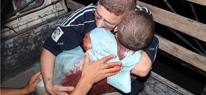 Esed Güçleri Suriye'de 104 Kardeşimizi Katletti! (VİDEO)