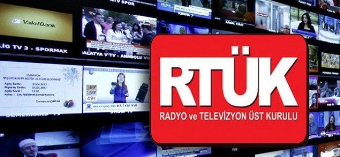 Kanal Türk'ün Ulusal Yayın Hakkına İptal