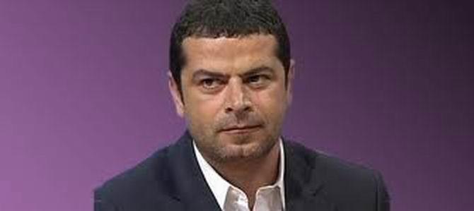 Salih Kapusuz'dan Cüneyt Özdemir'e tepki!
