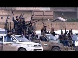 Muhalifler Suriye'de Bazı Bölgeleri Ele Geçirdi!