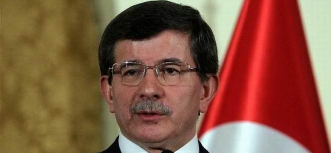 """Davutoğlu: """"Jammer Olan Bir Oda Dinlendi"""""""