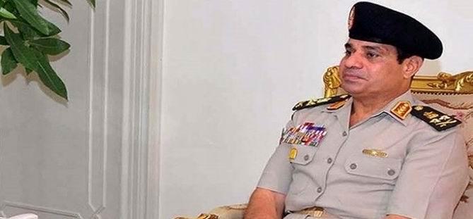 Darbeci Sisi Dünürünü Genelkurmay Başkanlığı'na Atadı