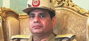 Darbeci Sisi: Mısır'ı Halk Yönetiyor