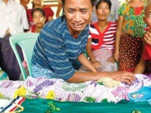 Budistler Yardım Kuruluşlarına Saldırdı!