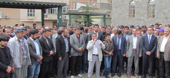 Urfa'dan İhvan Üyelerine Verilen İdam Kararına Tepki