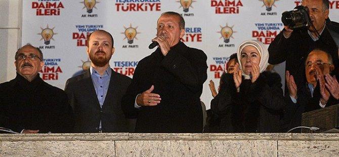 Erdoğan Seçim Sonuçlarını Değerlendirdi