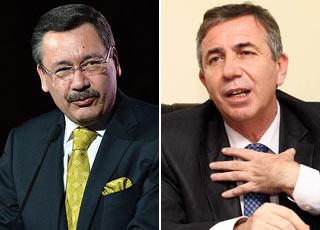 Ankara'da Melih Gökçek mi Mansur Yavaş mı Kazandı?