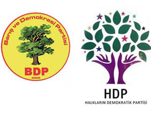 BDP, HDP'ye Katılıyor