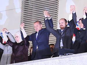 AK Parti Gücünü Bir Kez Daha Pekiştirdi