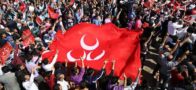 MHP'de Muhaliflerin Hedefi 700 İmza
