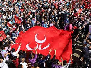 MHP Seçimlerde Beklediği Çıkışı Yapamadı!