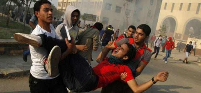 Mısır'da Polis 2 Öğrenciyi Daha Öldürdü