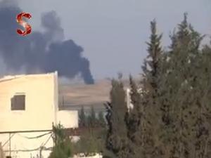 İdlib'de Esed Helikopteri Düşürüldü: 34 Ölü! (VİDEO)