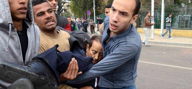 """Mısır'daki Patlamaları """"Mısır'ın Askerleri"""" Üstlendi"""