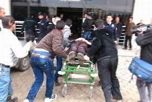 Keseb'te Çatışmalar Şiddetlendi