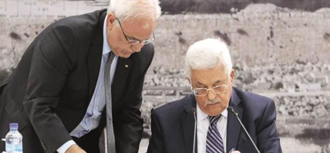 """""""Abbas Siyasi Rolünü Kaybettiği İçin Saldırıyor!"""""""