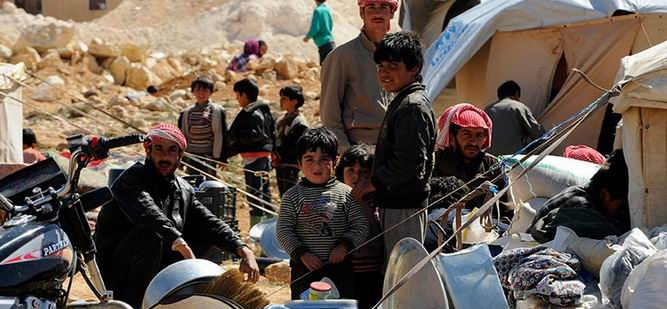 Lübnan'da Bir Milyondan Fazla Suriyeli Sığınmacı Var