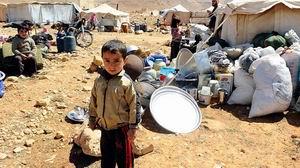 Suriyeli Muhacirler Bir Bayrama Daha Buruk Girdiler