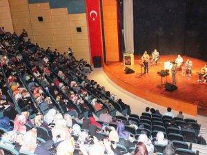 Sakarya Ünv. Suriye Halkıyla Dayanışma Gecesi