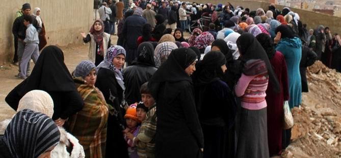 Ötelenen Gerçeklik: Suriyeli Sığınmacılar