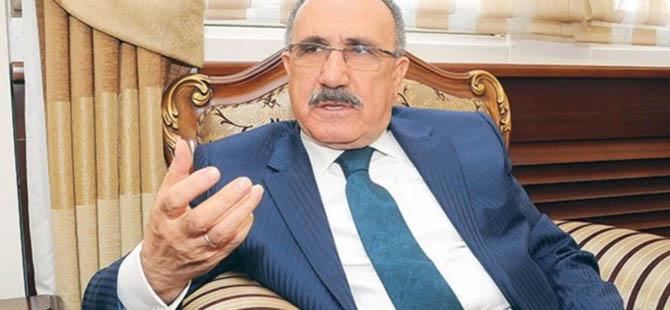 Beşir Atalay'dan AYM Başkanı Haşim Kılıç'a Tepki