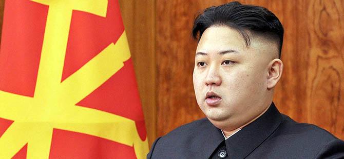 ABD, Kuzey Kore Liderini Kara Listeye Aldı