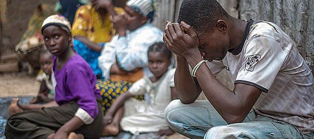 """""""Orta Afrika'da Neler Oluyor?"""" Semineri"""