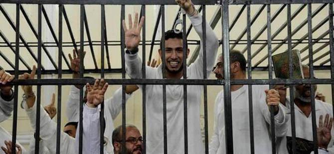 İşte Mısır'da İdama Mahkûm Edilen 528 Kişi