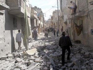 Esed Güçlerinin Saldırılarında 50 Kişi Öldü