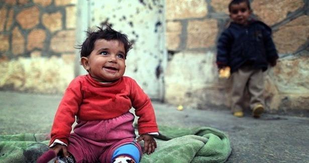 Abluka Altındaki Suriye'de 299 Kişi Açlıktan Öldü