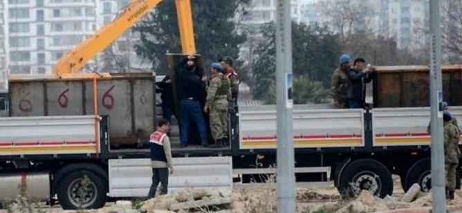 Tır Soruşturmasında 2 Asker Tahliye Edildi
