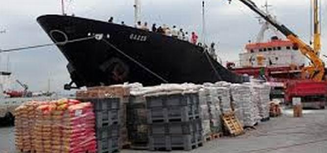 İran'dan Suriye'ye Gıda Yardımı